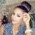 Annie Jaffrey: Bejeweled Top Bun