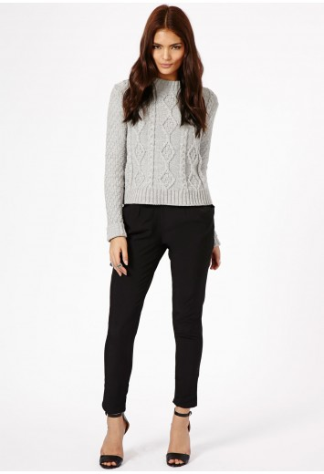 Kimbriella Oversized Pocket Trousers - Trousers - Missguided
