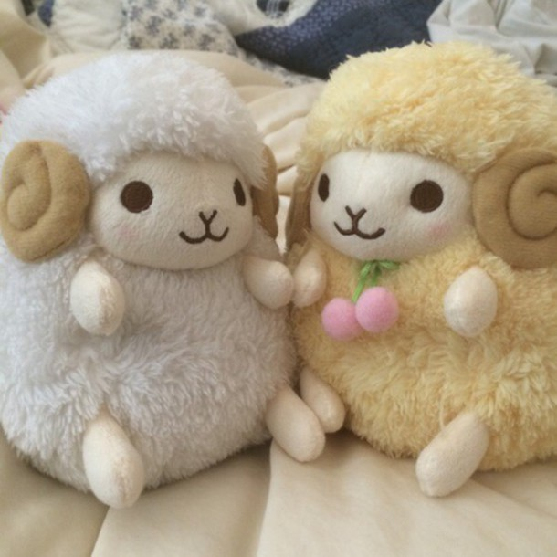 Home Accessory Kawaii Pastel Cute Cool Tumblr Lamb Lamp Kawaii Accessory  Instagram All Of The Pillows
