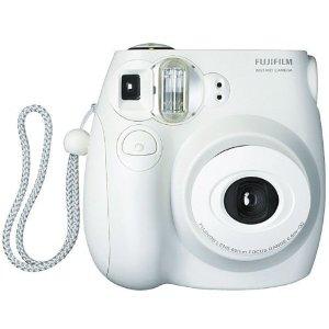 Amazon.com: Fujifilm Instax MINI 7s White Instant Film Camera: Camera & Photo