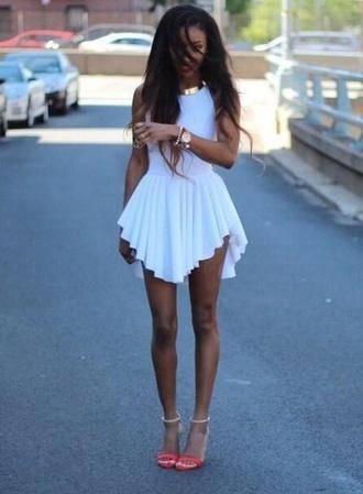 dress white dress white and gold dress