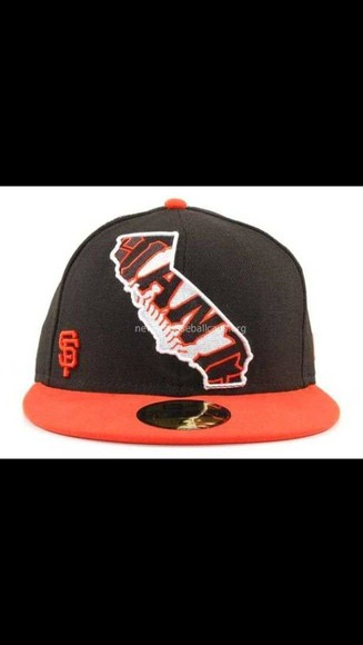 hat giants san francisco baseball