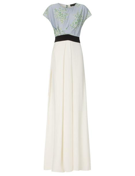 Jonathan Saunders dress floral white