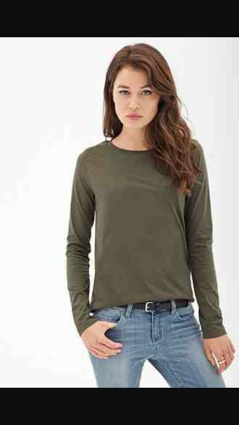 shirt green sweater green sweater cute size 4 size 6 xs teenagers