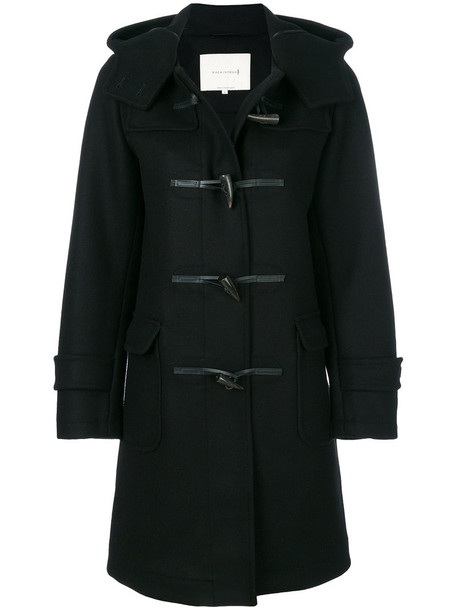 Mackintosh coat duffle coat women milk