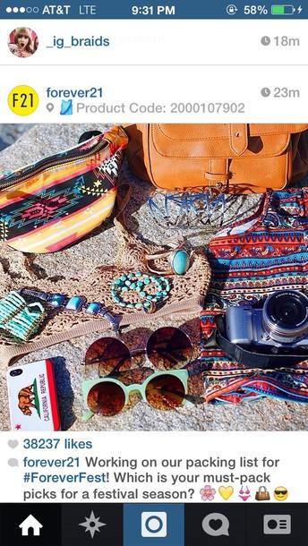 bag aztec purse