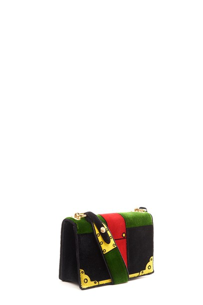 Prada bag shoulder bag multicolor