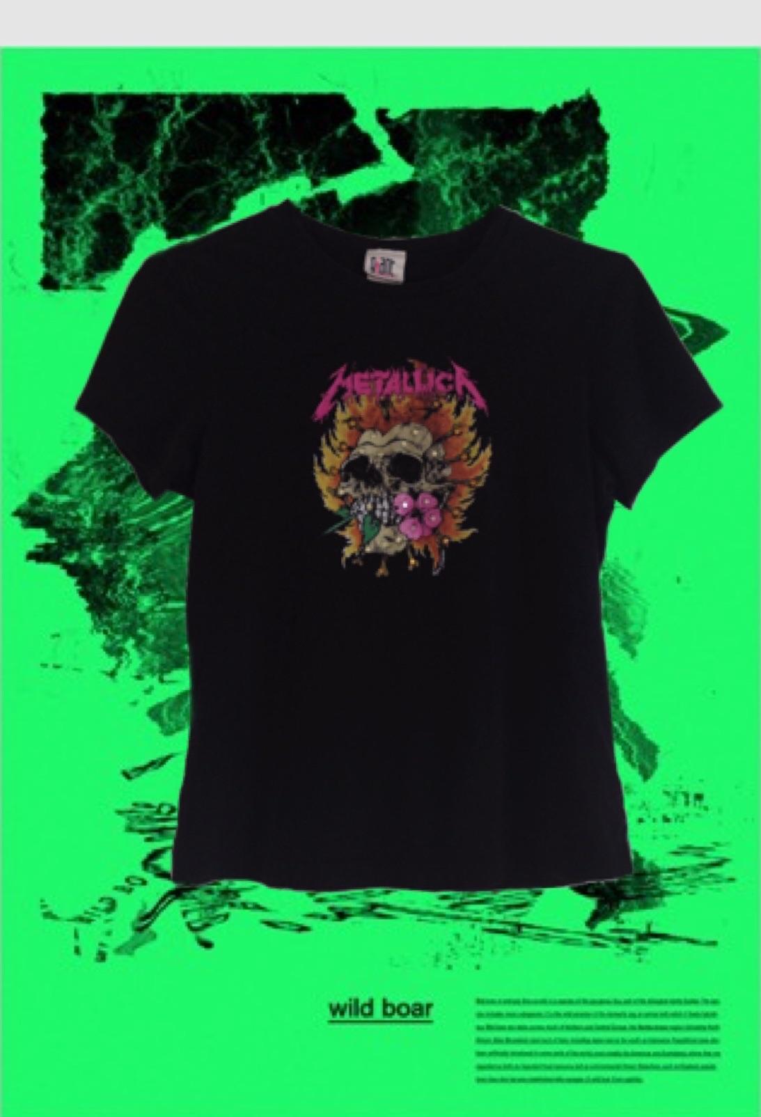Metallica shirt · death  · online store powered by storenvy
