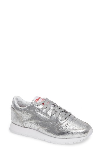 60f73babe1 Reebok Classic Leather HD Foil Sneaker (Women) | Nordstrom