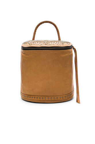 backpack tan bag