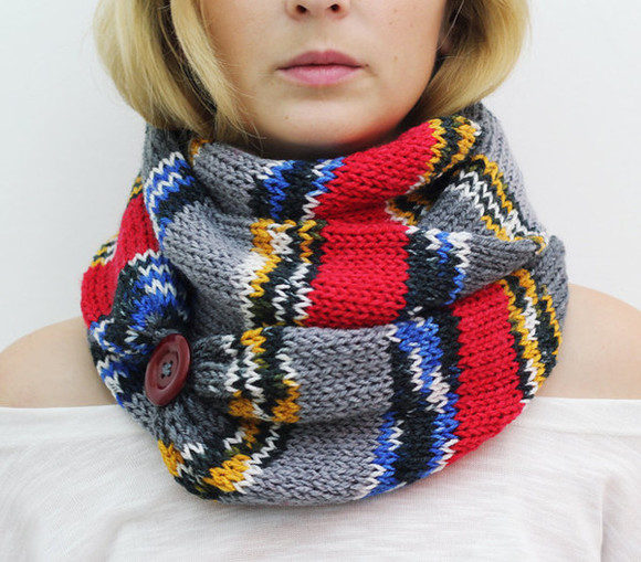 jewels scarf