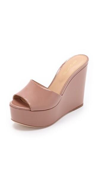 sandals bright shoes