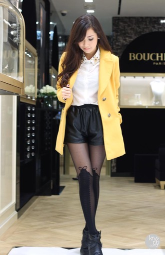 kryzuy coat shorts pants shoes