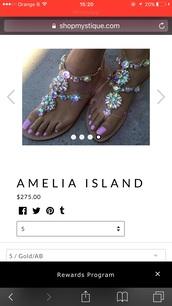 shoes,sandals,sparkle,embellished sandals,flat sandals