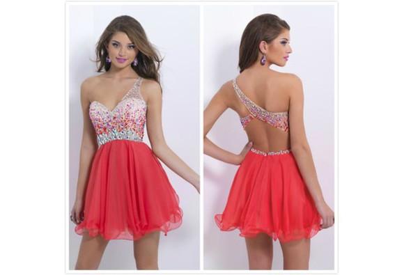 homecoming dress short prom dresses one shoulder dresses cocktail dresses