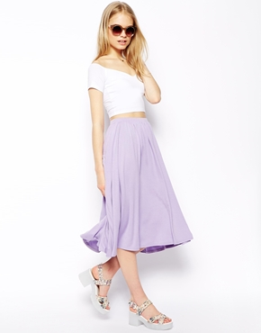 Jupes | Jupes longues, minijupes, jupes en jean, jupes fourreau | ASOS