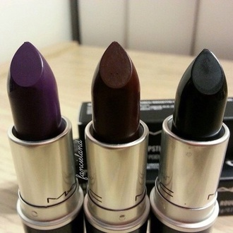 make-up mac lipstick