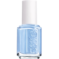 Bikini So Teeny - Shimmer Light Blue Nail Color & Lacquer - Essie