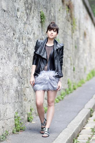 jacket betty black jacket
