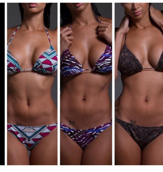 swimwear draya draya michelle bikini bottoms designs printed bikini