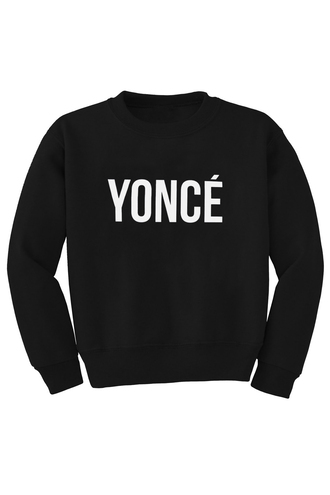 sweater yonce sweater yonce yonce jumper black yonce sweater black jumper black sweater sweatshirt