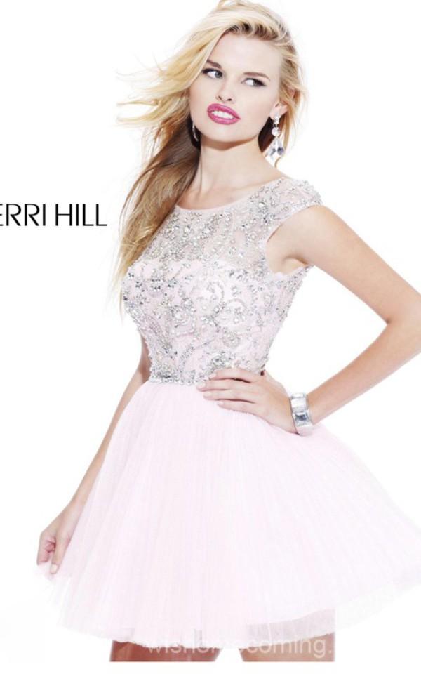 sherri hill 2814 homecoming dress