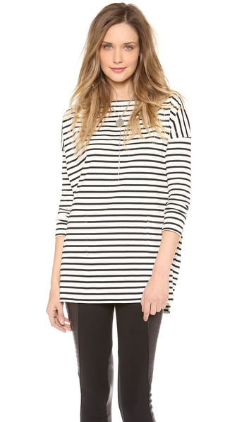 HATCH The Bateau Top | SHOPBOP