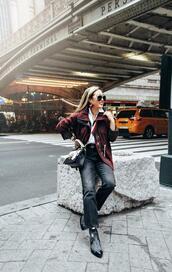 gracefullee made,blogger,jacket,shirt,shoes,celebrity