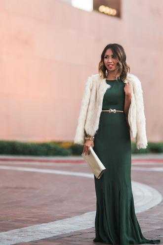 lace and locks blogger dress jacket bag jewels belt shoes