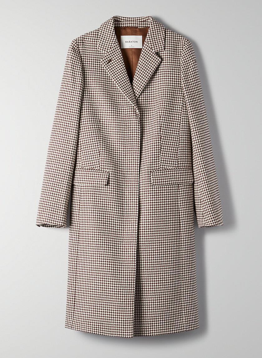 Babaton Hartford Wool Coat