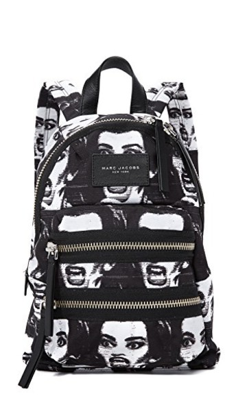 Marc Jacobs mini backpack mini backpack black bag