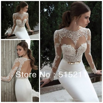 Aliexpress.com : Buy The Most Popular High Collar Open Back Beaded Special Occasion Dresses Prom Party Evening Gowns 2014 from Reliable dress alternative suppliers on Love Forever  Co,Ltd