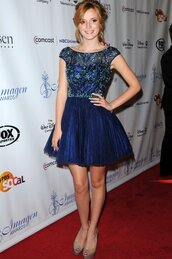 dress,bella thorne,celebrity style