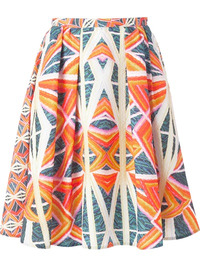 Peter Pilotto 'carla' Skirt - Le Mill - Farfetch.com
