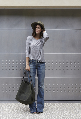 take aim blogger shirt bag hat jewels