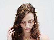 hair accessory,flower crown,headband,bloom,flowers,head jewels,festival,festivallook,gold,style,hair