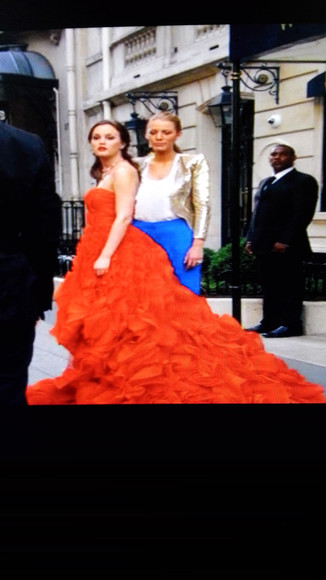 gossip girl gossip girl blair dress paris red dress gossip girl blair red dress gossip girl blair paris pretty dress beautiful dress