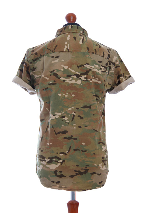 Combat Shirt - Mark Thomas Taylor