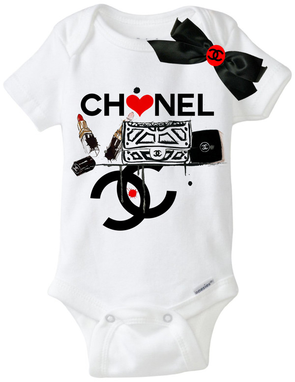 Chanel Baby Clothes Uk