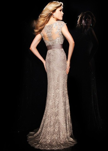 fashion clothes prom dress dress women blogger sleeveless