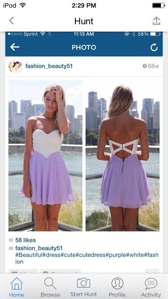 dress purple dress beach dress city outfits galaxy dress