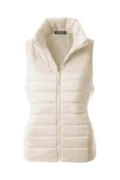 jacket,vest,puffer vest,quilted,ivory,36683