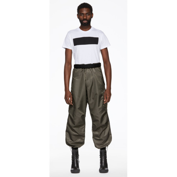 pants cargo pants khaki