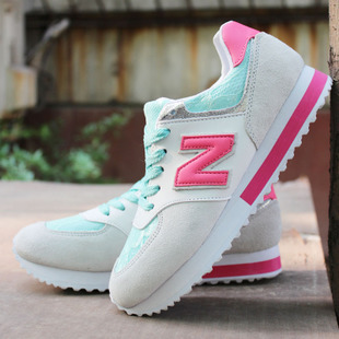N letters soled platform casual brand size 36 40 women's wedge sneakers for canvas running polo sport shoes espadrilles women-inWomen's Fashion Sneakers from Shoes on Aliexpress.com