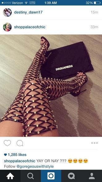 shoes black dress gold sequins studded jacket black heels gladiators