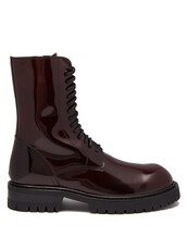 leather ankle boots,ankle boots,leather,burgundy,shoes
