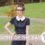 OOTD Video: Green Tartan Dress | Temporary:Secretary UK Fashion Blog | Style Blogger: OOTD Video: Green Tartan Dress