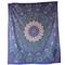 Hand block printed mandala tapestry online