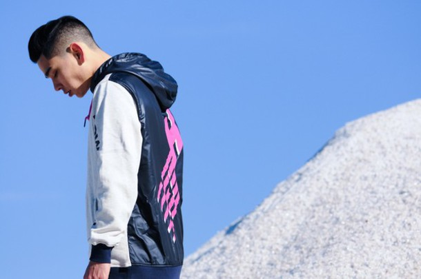 jacket kith new balance daytona