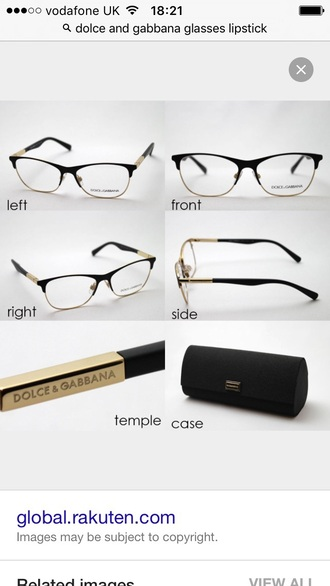sunglasses glasses nerd glasses vintage glasses dolce and gabbana need  want fashion dolce & gabbanna gold fashion toast who makes these glasses perfecto sexy smartfly beautiful pretty gorgeous